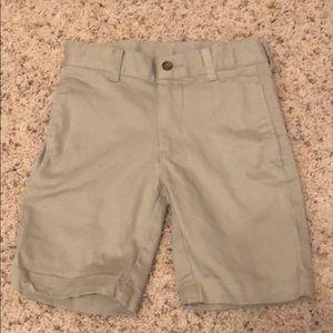 Wonder Nation khaki dress shorts.